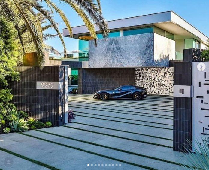 La impresionante mansión que LeBron James ha comprado por 47 millones de euros en Los Ángeles. 18