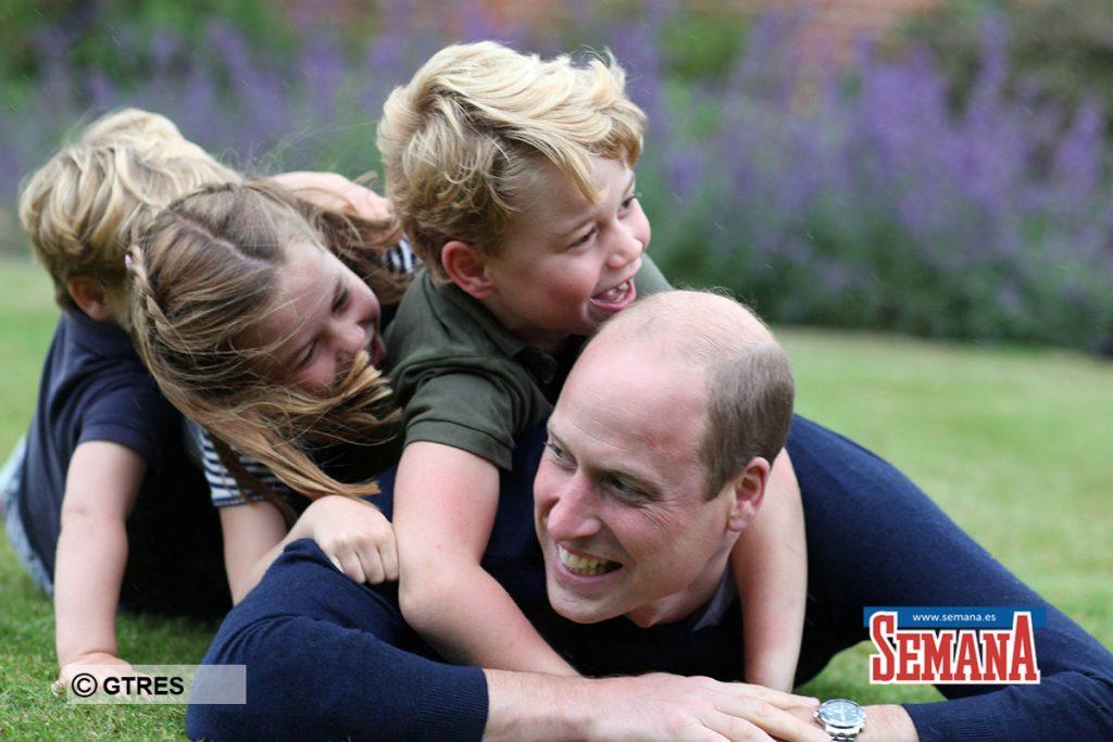 La preciosa posada familiar del príncipe Guillermo por su 38 cumpleaños 2