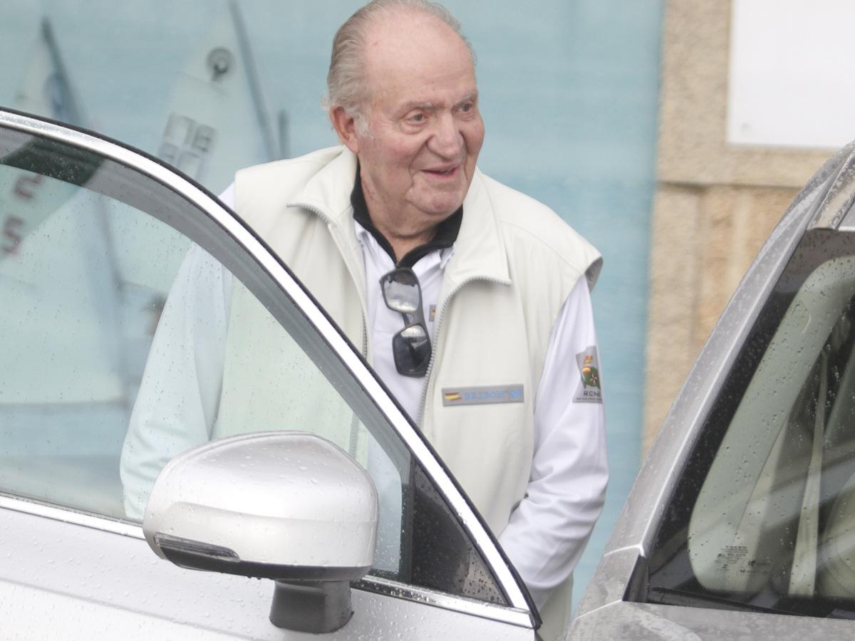 Royal House revela el acuerdo que el rey Juan Carlos ha recogido después de su retiro 2