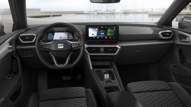 Nuevo SEAT León, el vehículo más seguro y avanzado de la historia de la marca. ¡Qué! 2