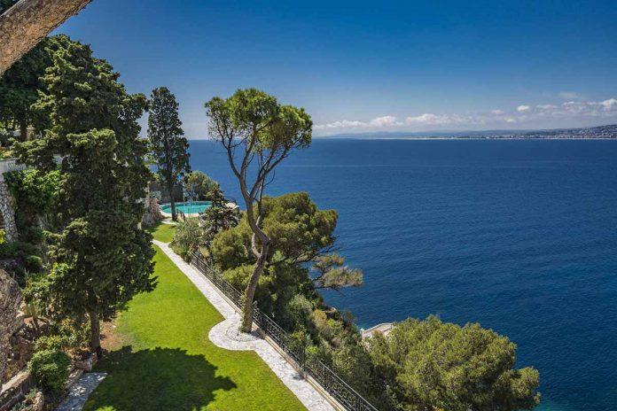 La mansión que Sean Connery vende en Francia por 30 millones de euros. 8