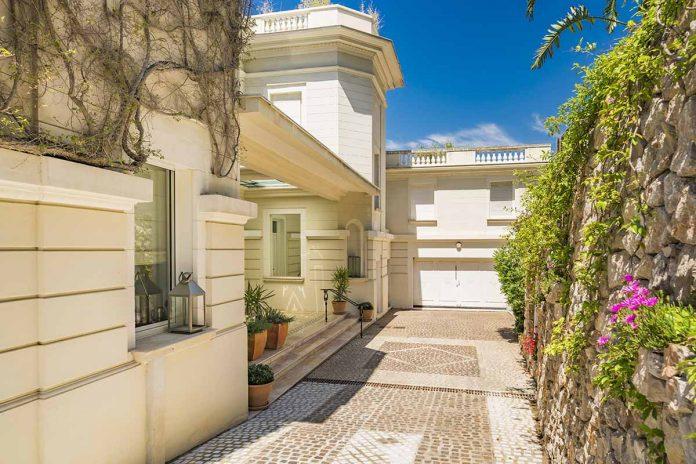 La mansión que Sean Connery vende en Francia por 30 millones de euros. 10
