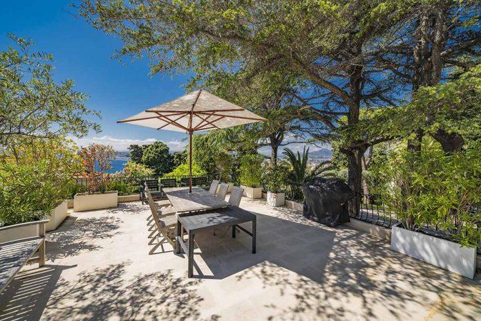 La mansión que Sean Connery vende en Francia por 30 millones de euros. 20
