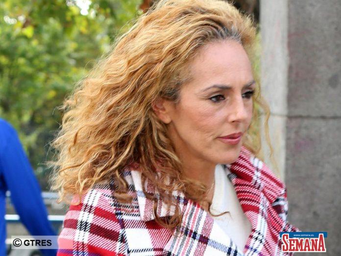 Rocío Carrasco, triste y abrumada por la situación según su amiga Terelu Campos 10