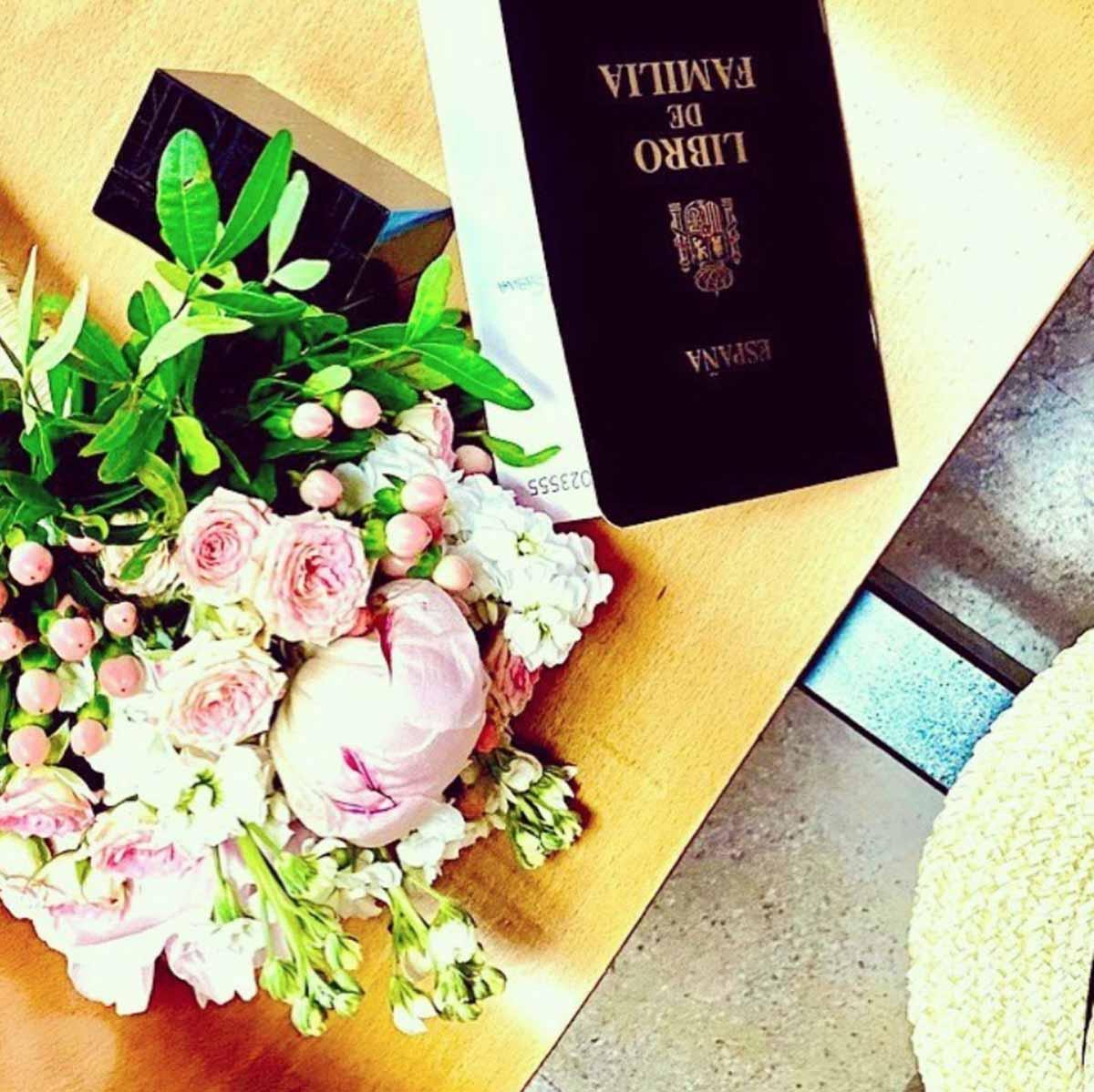 Joaquín Sabina y Jimena Coronado comparten sus fotos de boda 2