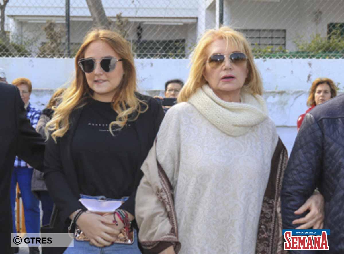 """Gloria Mohedano, """"al límite"""", acusa contra Rocío Carrasco: """"Tienes que hablar con tus hijos"""" 4"""