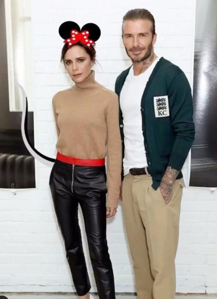 Los Beckham abren su álbum más personal para celebrar su 21 aniversario de boda 24