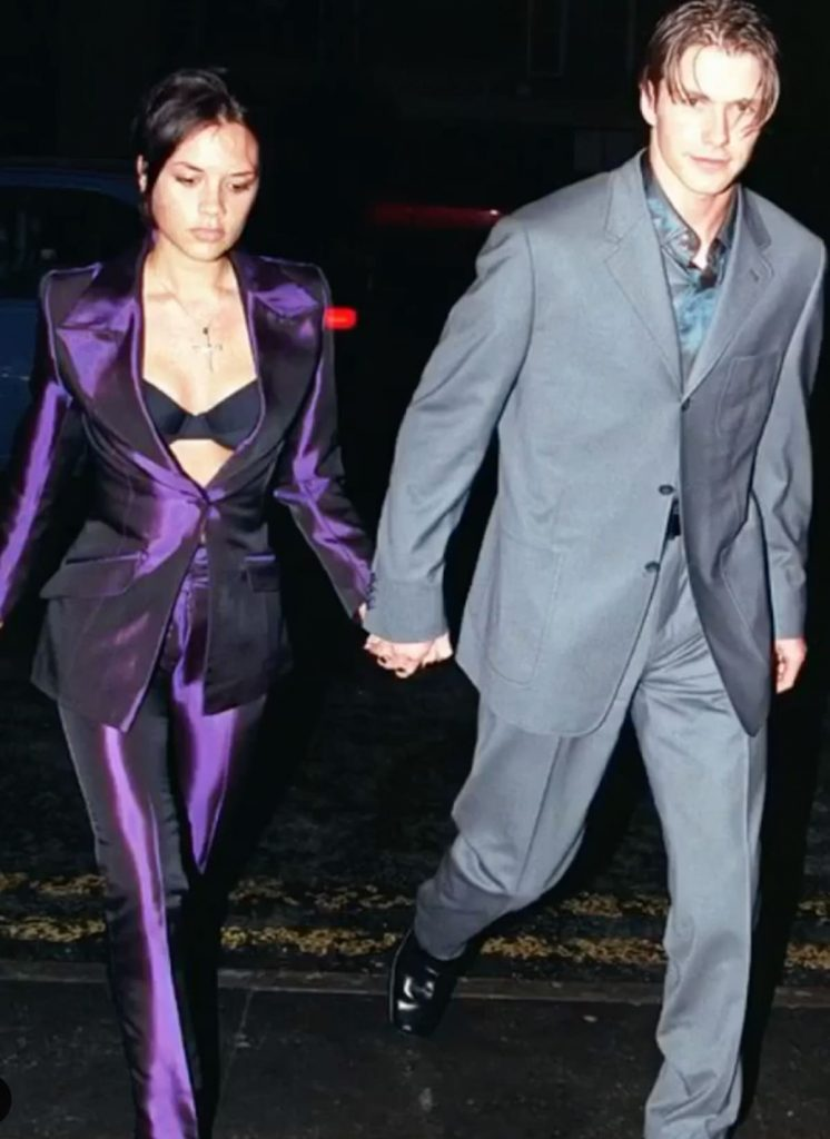 Los Beckham abren su álbum más personal para celebrar su 21 aniversario de boda 2