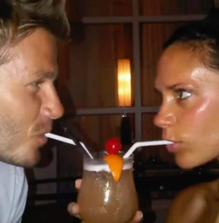 Los Beckham abren su álbum más personal para celebrar su 21 aniversario de boda 36