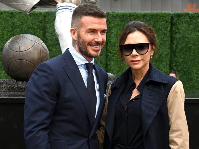 Los Beckham abren su álbum más personal para celebrar su 21 aniversario de boda 38