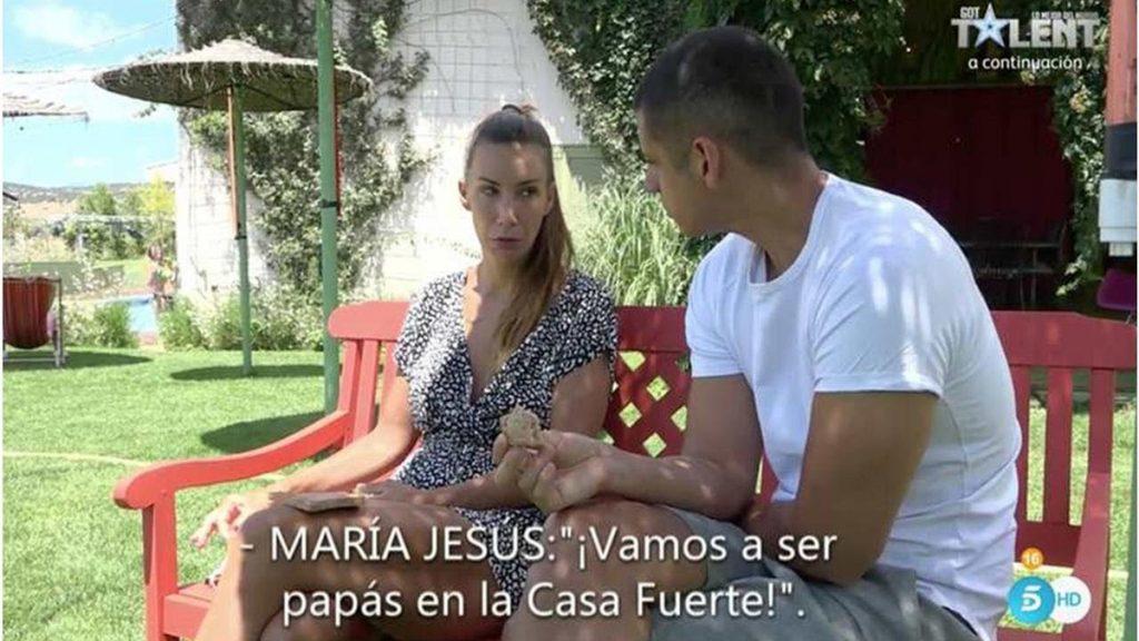 Fani, está embarazada en plena realidad, El fuerte de la casa'? Confesar su evidente dudas 1