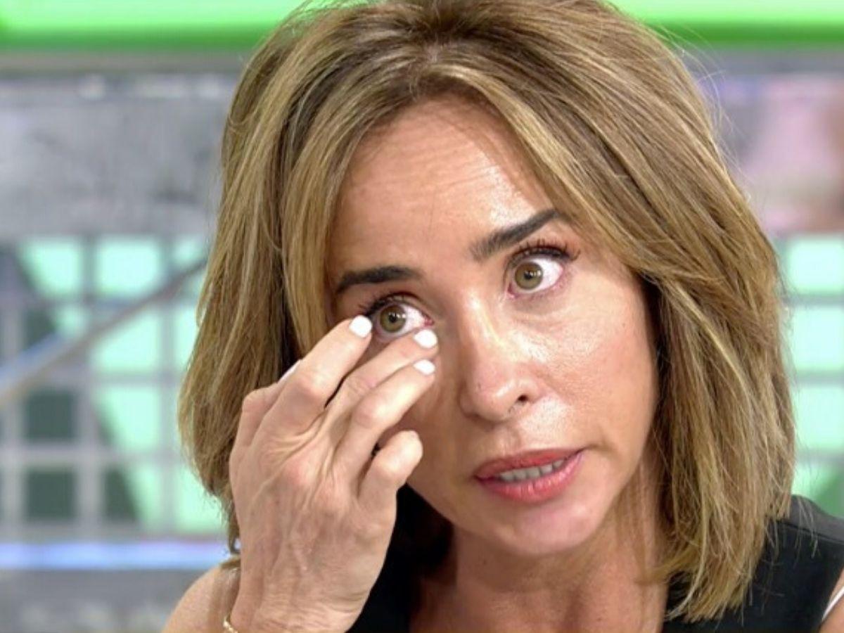 Terelu responde después de ser desbloqueado por María Patiño en WhatsApp 1