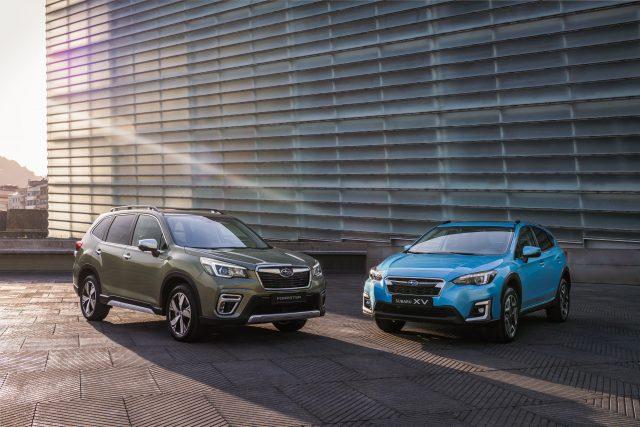 La gama híbrida y la gama GLP alcanzan el 85% de las ventas de Subaru en España. Ahora más ECO que nunca. ¡Qué! 2