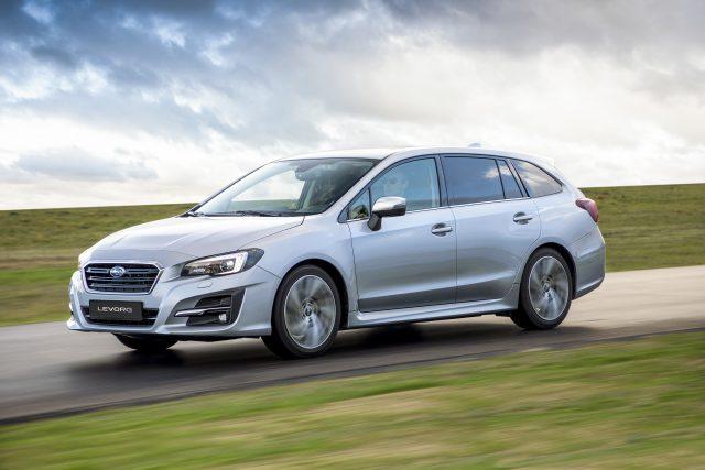 La gama híbrida y la gama GLP alcanzan el 85% de las ventas de Subaru en España. Ahora más ECO que nunca. ¡Qué! 1