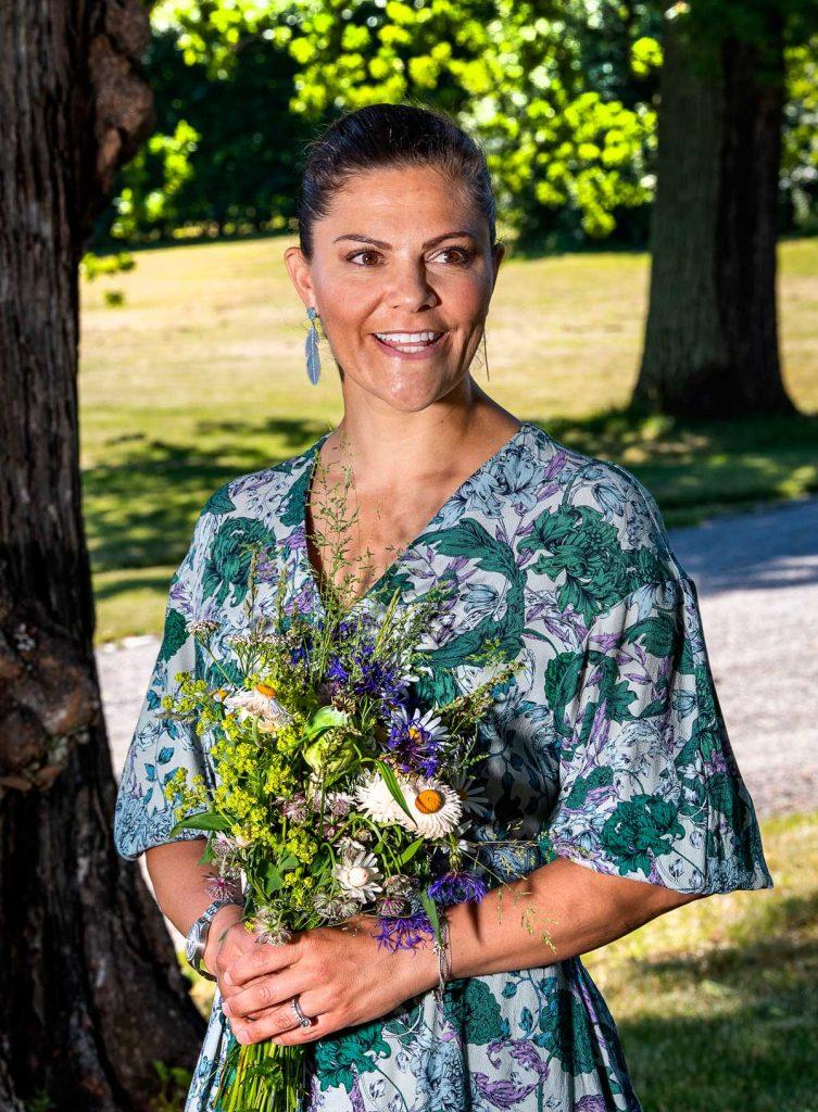 ¡Felices 43 años! Pero Victoria de Suecia no tiene el cumpleaños que esperaba 1