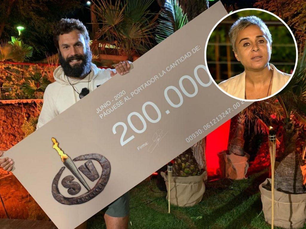 Ana María Aldón acusa a los 'Supervivientes' de trabajo vídeos en contra 1