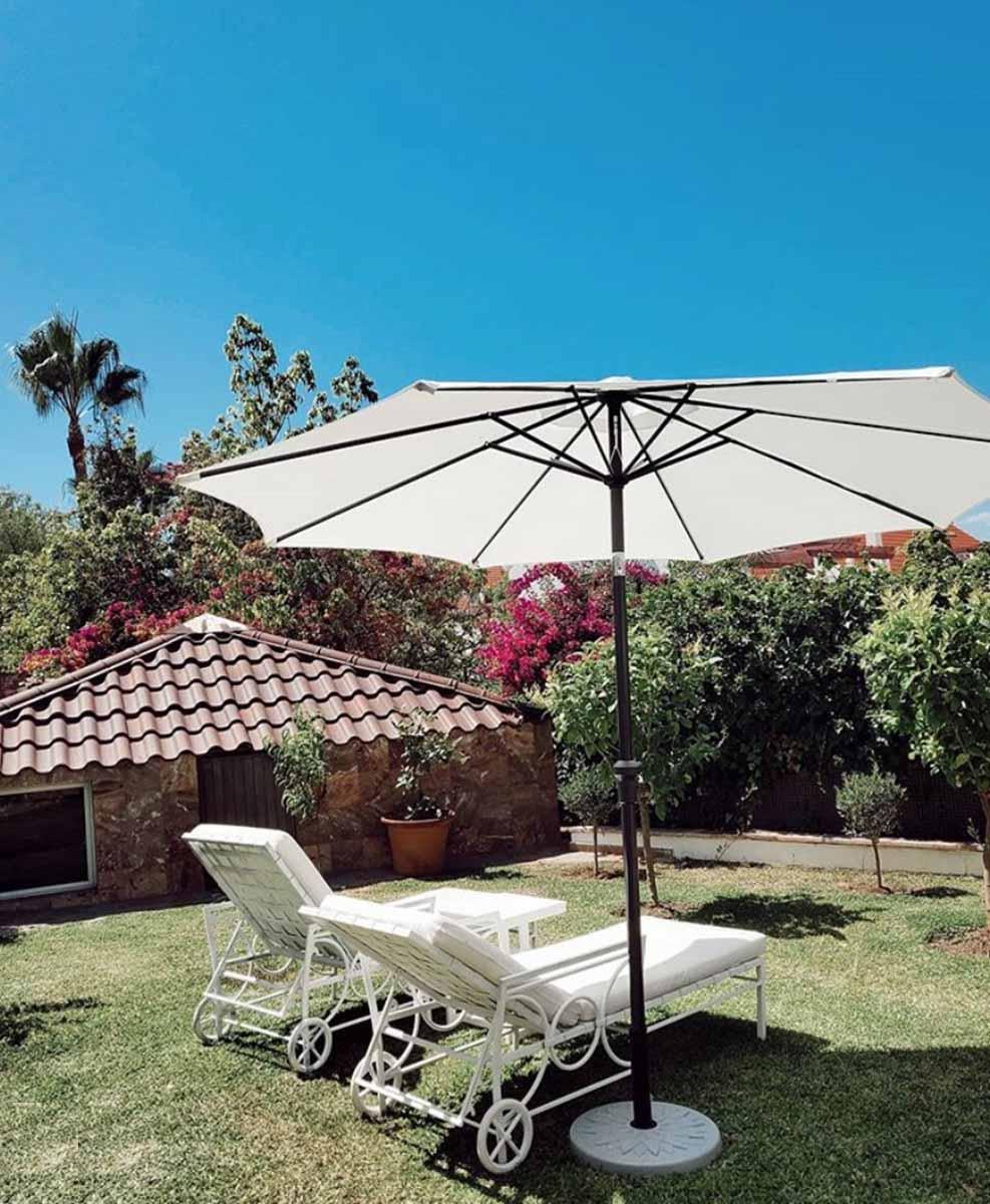 El verano de lujo de Alba Díaz: yates, hoteles exclusivos y ropa de las principales marcas 2