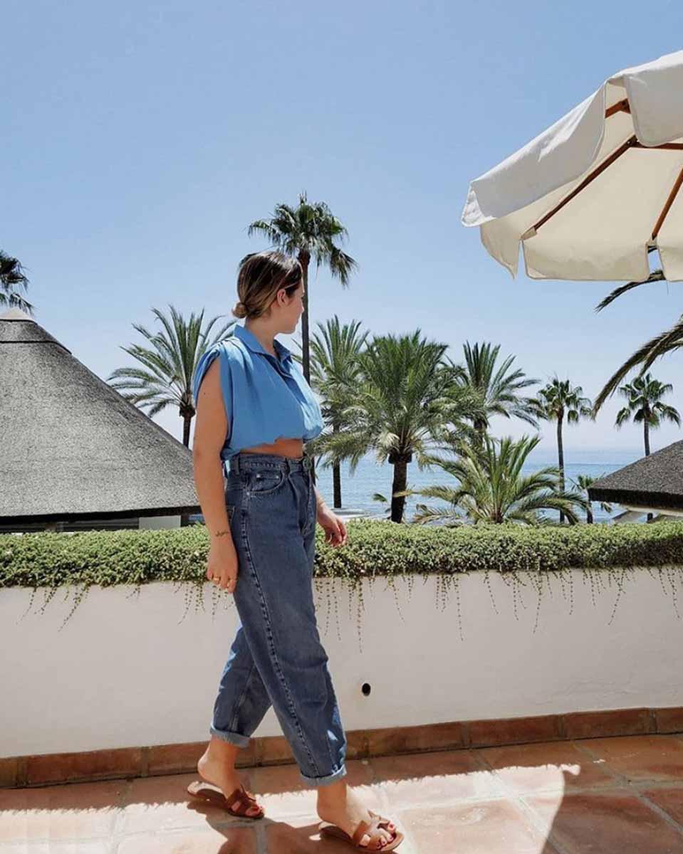 El verano de lujo de Alba Díaz: yates, hoteles exclusivos y ropa de las principales marcas 1