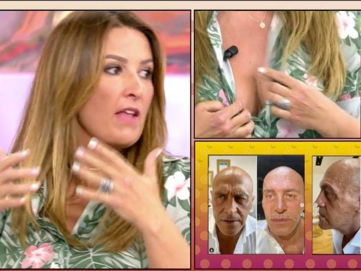 Antonio David Flores, Carlota Corredera y Chelo García Cortés revelan sus trucos 4