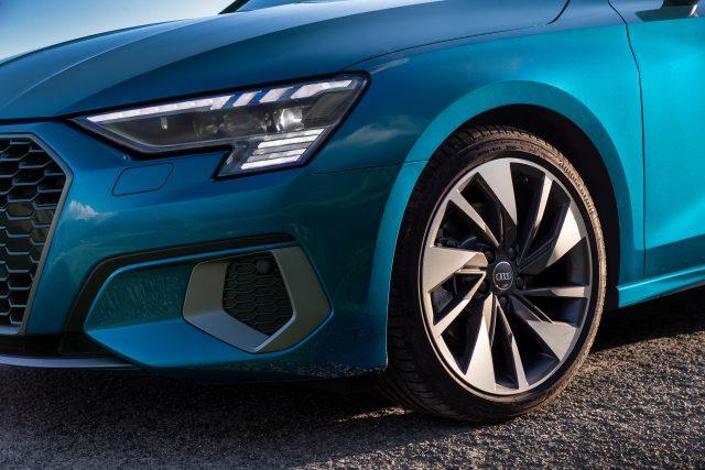 El nuevo Audi A3 Sportback, un ícono premium, ahora más sofisticado y más revolucionario. ¡Qué! 1