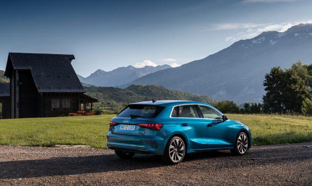 El nuevo Audi A3 Sportback, un ícono premium, ahora más sofisticado y más revolucionario. ¡Qué! 2