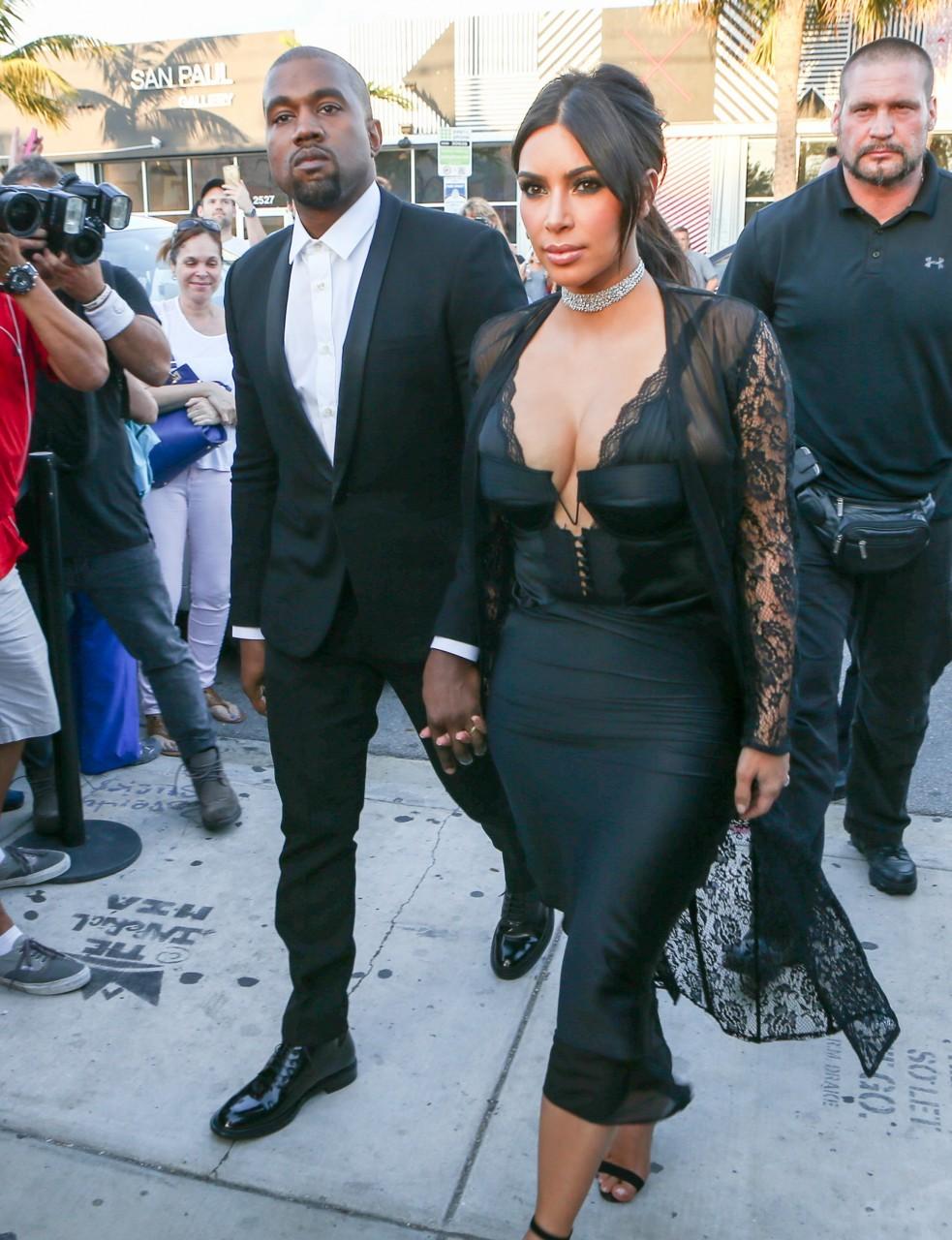 Kim Kardashian y Kanye West llevan más de un año viviendo vidas separadas 2