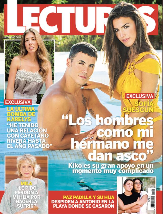 Estas son las portadas de las principales revistas del corazón - ¡Qué! 2