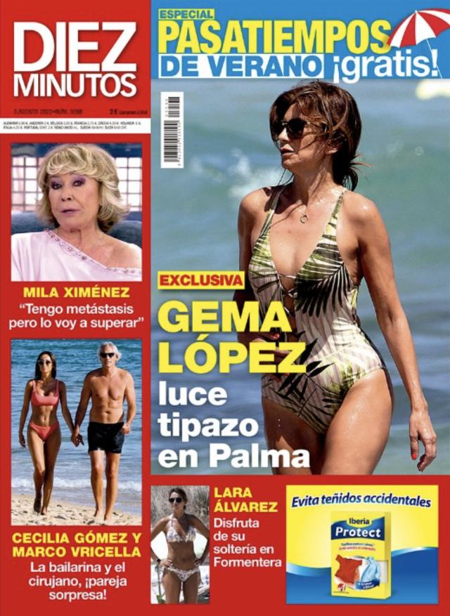 Estas son las portadas de las principales revistas del corazón - ¡Qué! 3