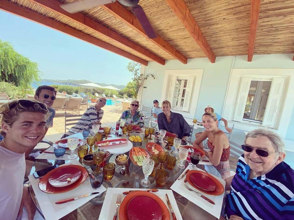 Los planes alternativos para estas vacaciones de la 'otra' familia de la Reina Sofía 1