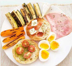 Cómo tomar un desayuno saludable y tener cuerpo de influencers 1