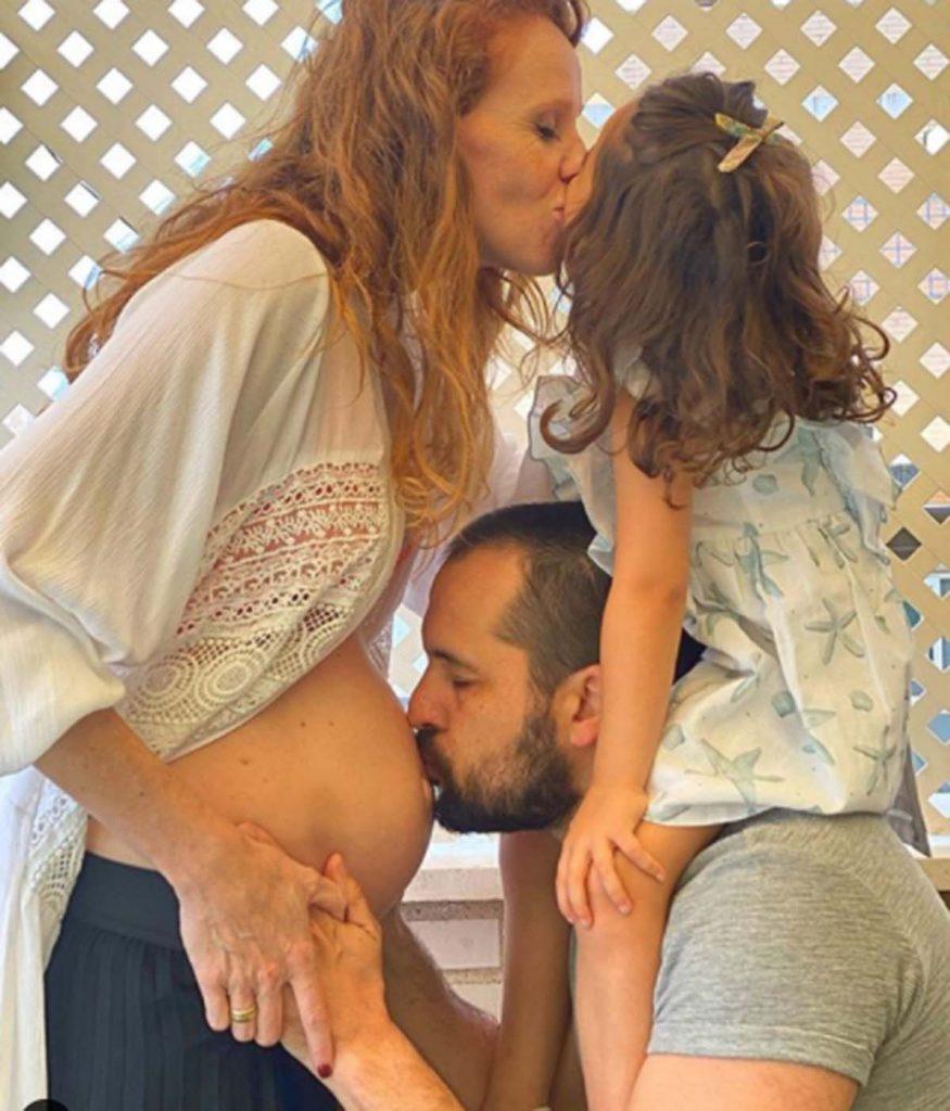 Así ha sido el dulce 'baby shower' de María Castro 2