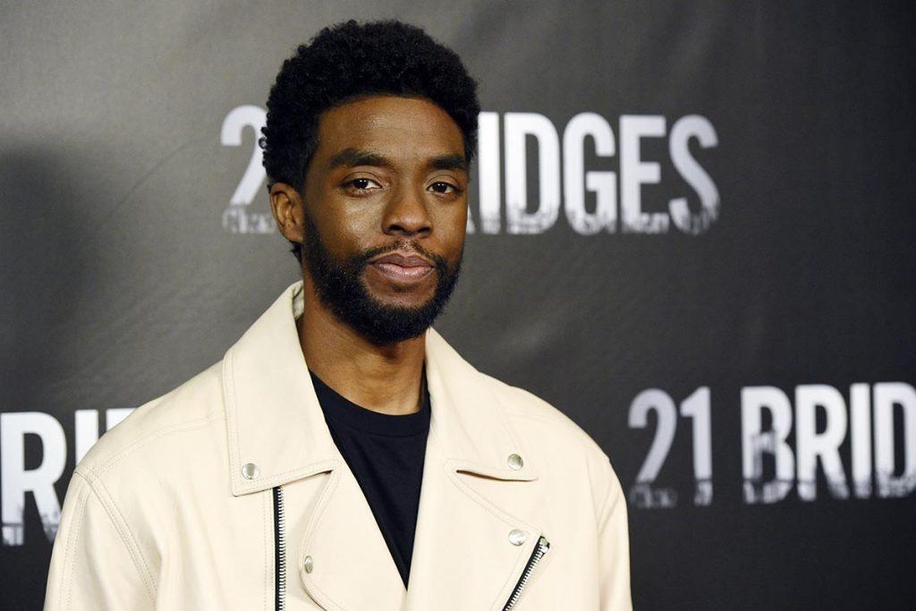 Chadwick Boseman, estrella de 'Black Panther', muere a los 43 años 2