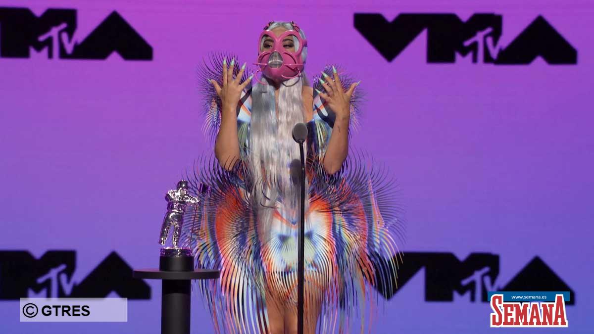 Las máscaras de Lady Gaga: los verdaderos ganadores de los MTV Video Music Awards 1