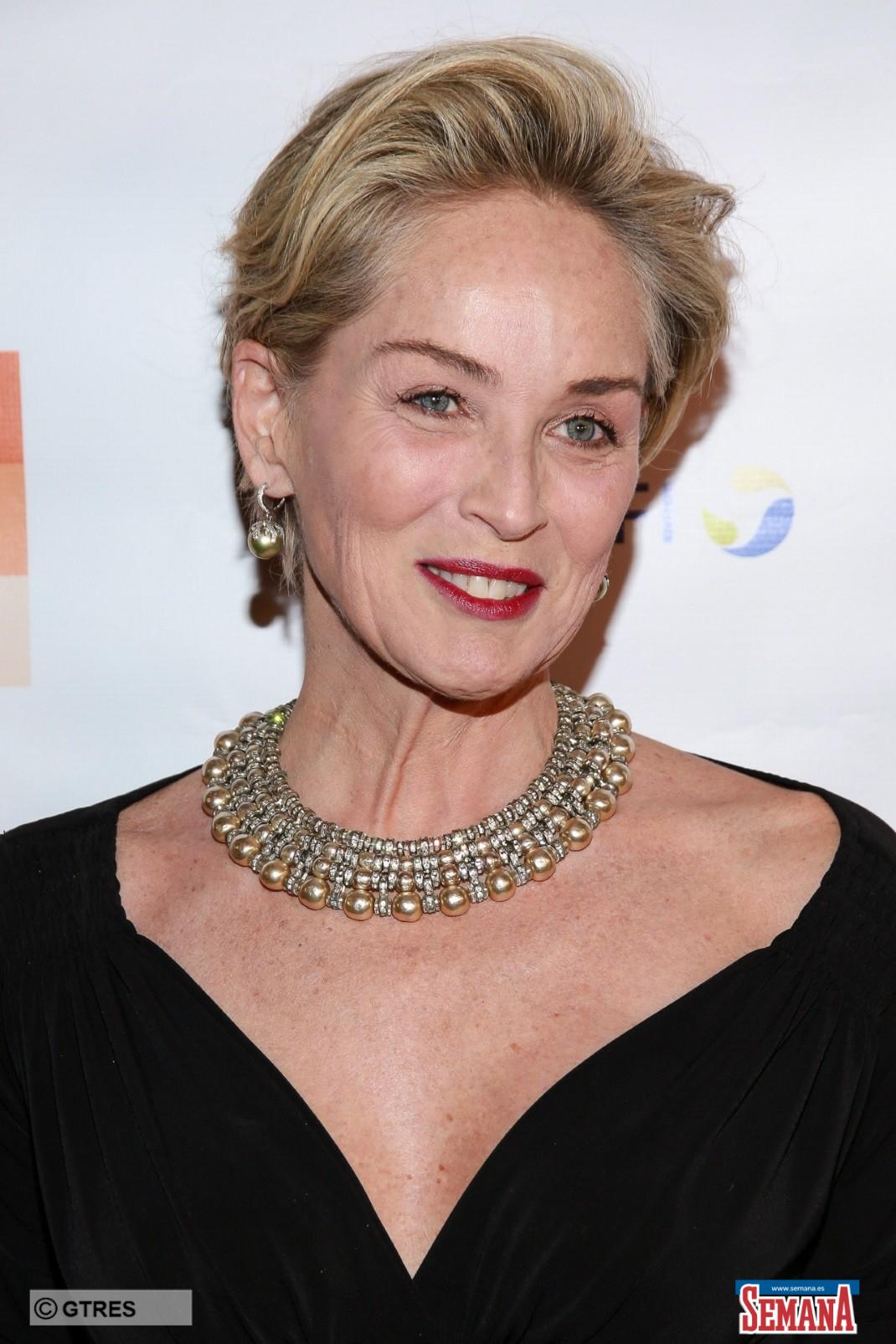 """Sharon Stone acusa a Donald Trump: """"No vote por un asesino"""" 2"""