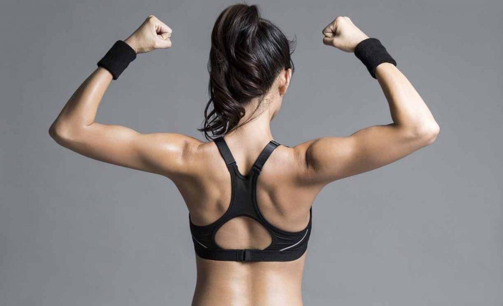 Para que puedas fortalecerte y tonificar tus brazos 1