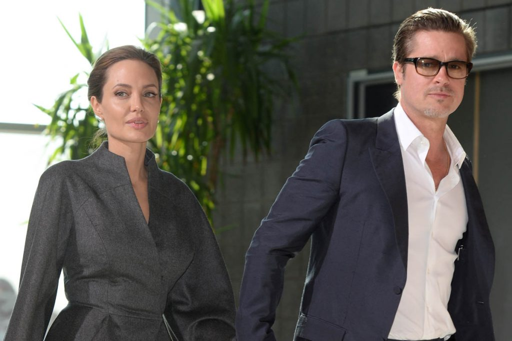 Las bromas de Brad Pitt y Jennifer Aniston en su reunión virtual prenden fuego a las redes 2
