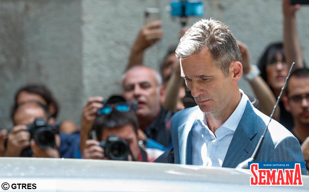 El Juzgado de Palma anula el tercer grado a Iñaki Urdangarin 2
