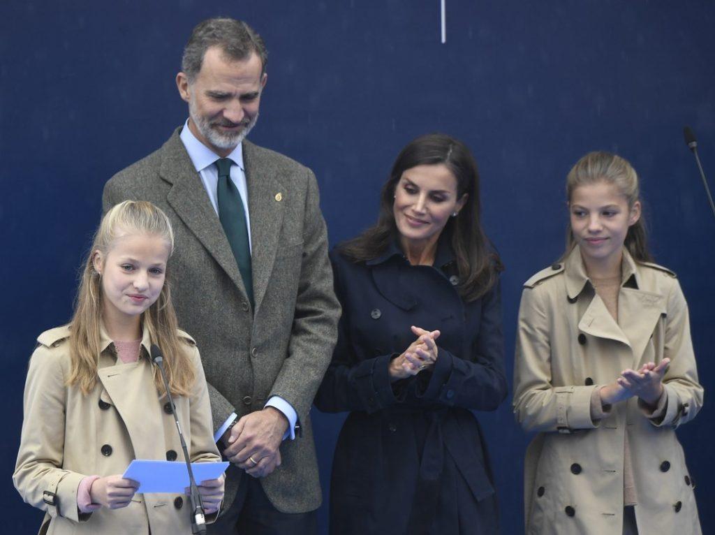 Leonor se queda sin su gran fiesta: así será los Premios Princesa de Asturias (en un hotel y sin público) 2