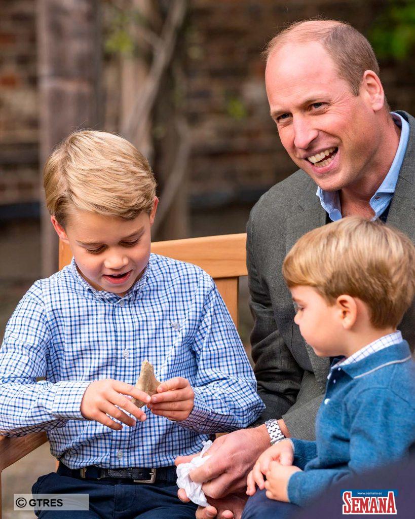 La ilusión y espontaneidad de los hijos de los duques de Cambridge al conocer a su ídolo 2
