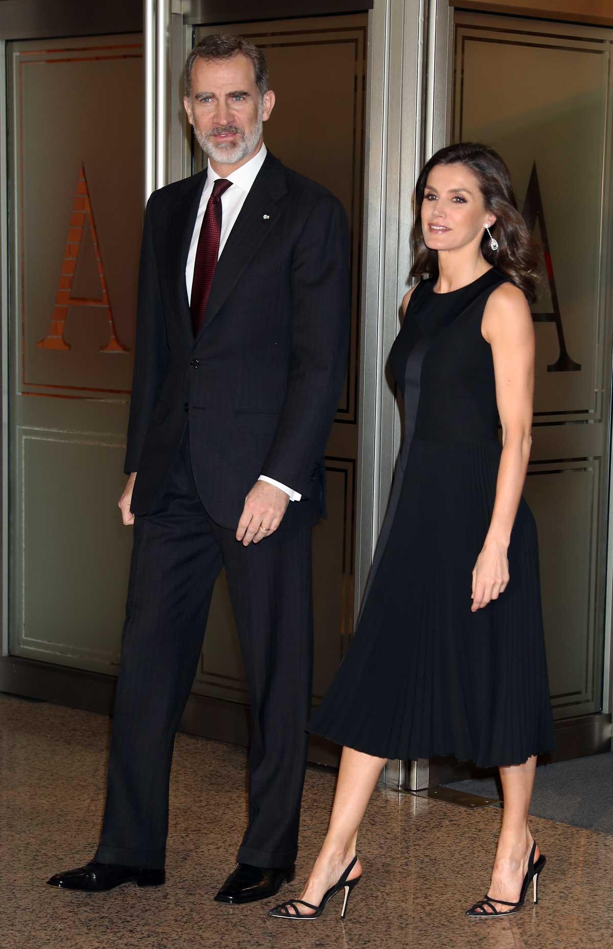 """Una expareja de la reina Letizia habla de su paso por Washington: """"Quería un hombre con buena reputación"""" 2"""