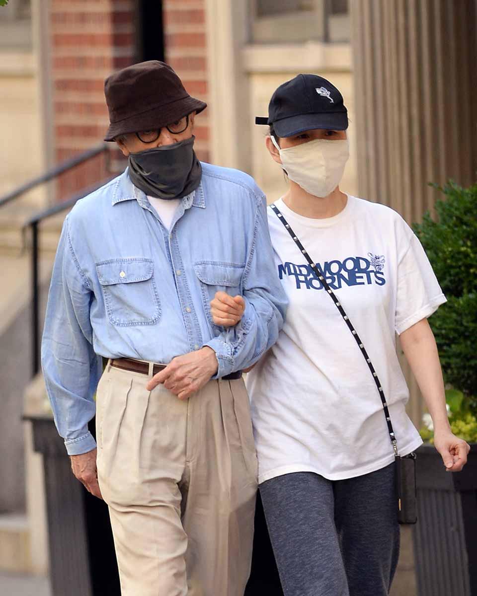 """Woody Allen, hipocondríaco confeso, habla de su """"cobardía"""" ante el coronavirus 2"""