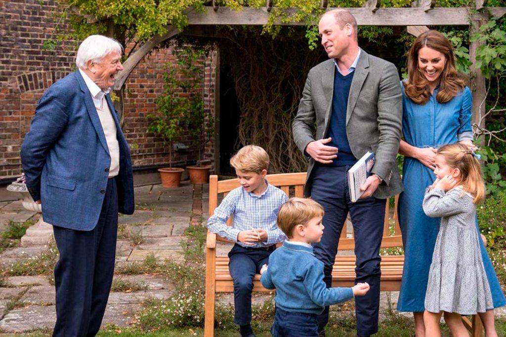 George, Charlotte y Louis de Cambridge hablan en público: ¡sus voces son adorables! 4