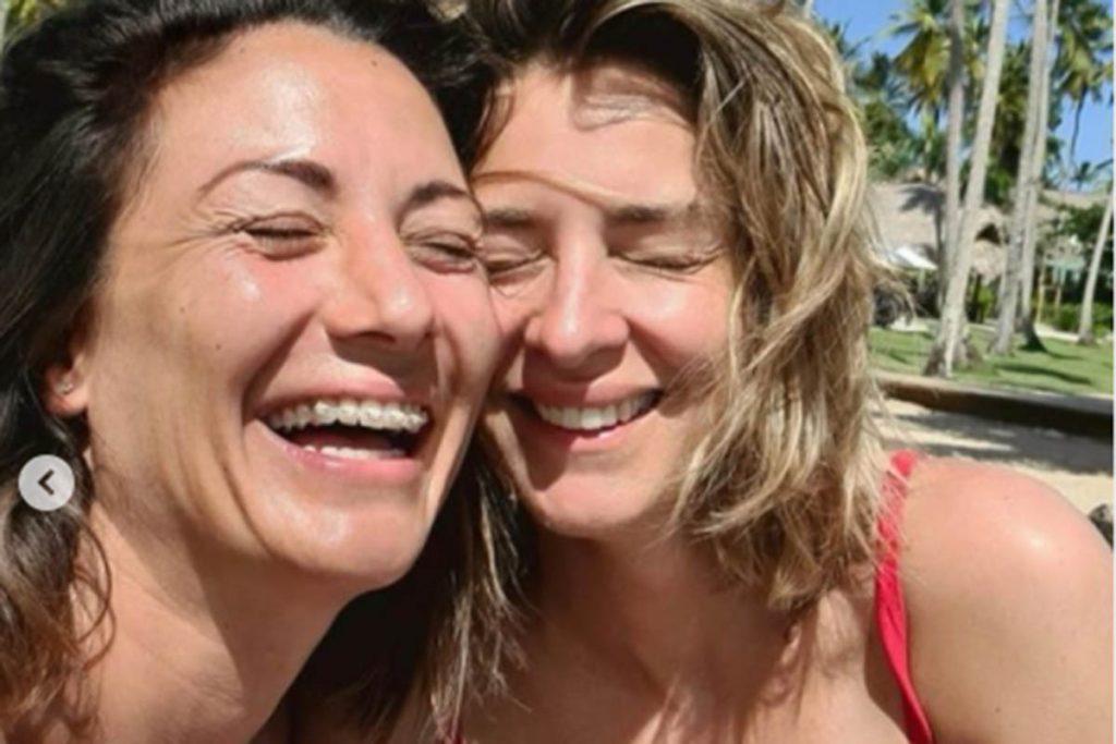 Nagore Robles y Sandra Barneda desconectan de la rutina en una granja ecológica 2