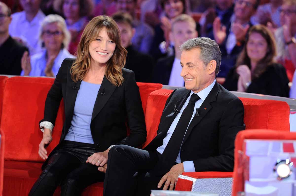 """Carla Bruni recuerda su época como primera dama de Francia: """"no lo repetiría"""" 2"""