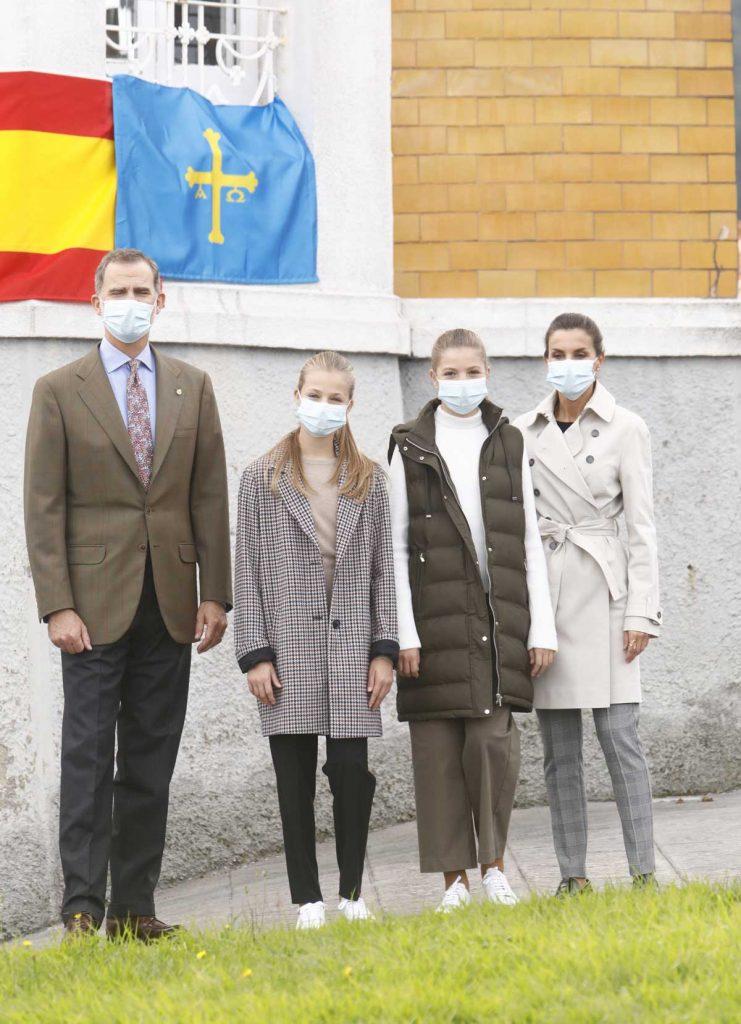 Las cuatro Letizias de Asturias: los mensajes ocultos de una 'nueva' Reina 2