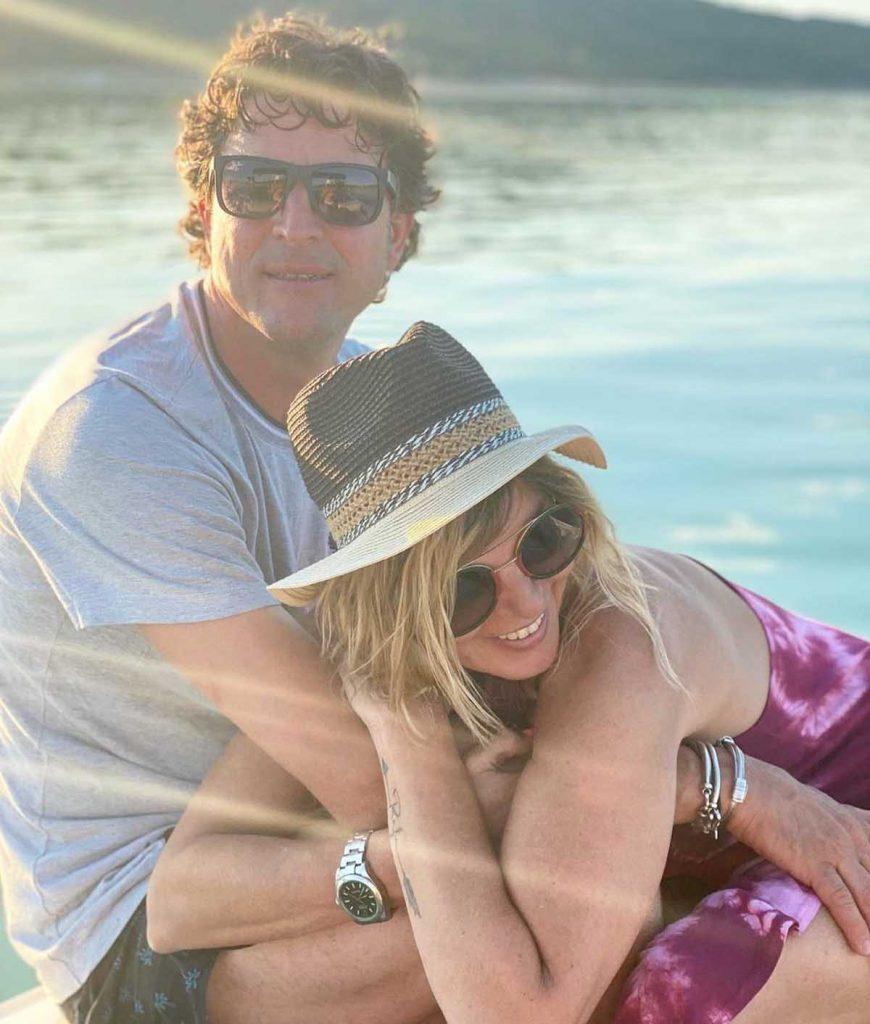 La escapada romántica de Arantxa de Benito y su novio a Mallorca 6