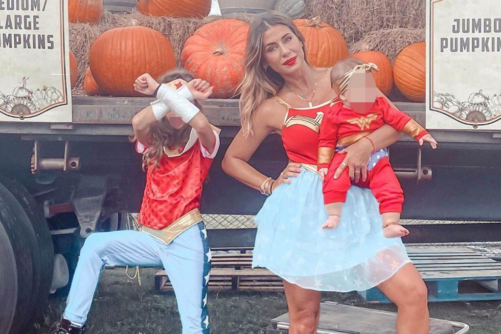 Los disfraces más terroríficos de los famosos en un atípico Halloween 2020 2