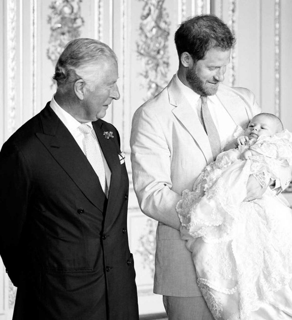 El disgusto de Carlos de Inglaterra por no poder ver a Archie 2