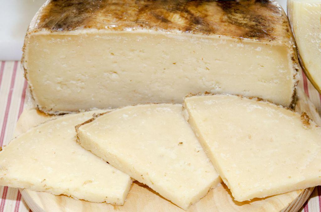 ¡No seas un animal! ¿Por qué no guardar el queso curado en la nevera?