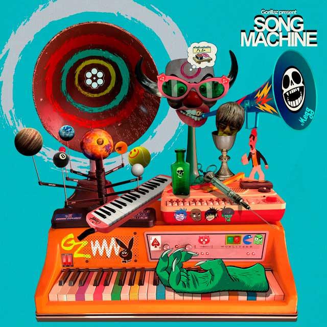 Máquina de la canción de Gorillaz